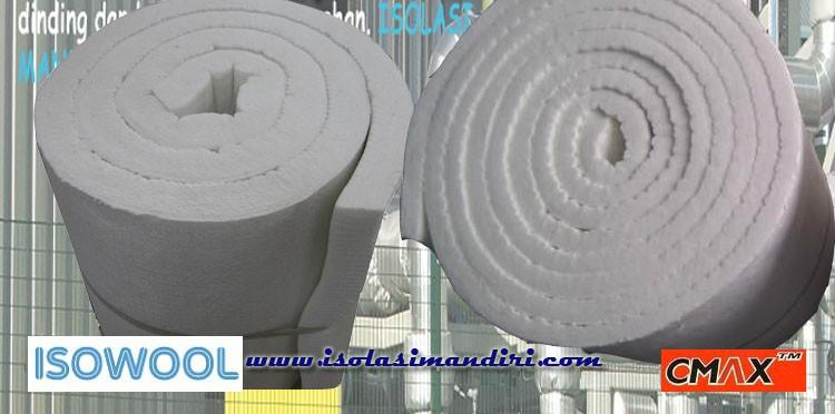 Ceramic Fiber Material Untuk Peredam Panas