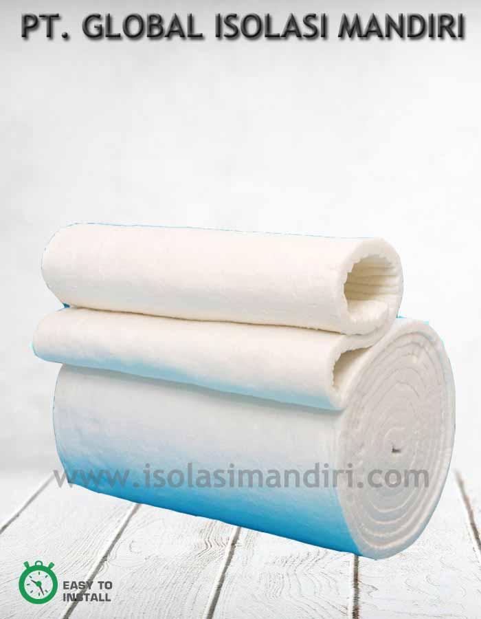 Ceramic Fiber Blanket Tahan Api