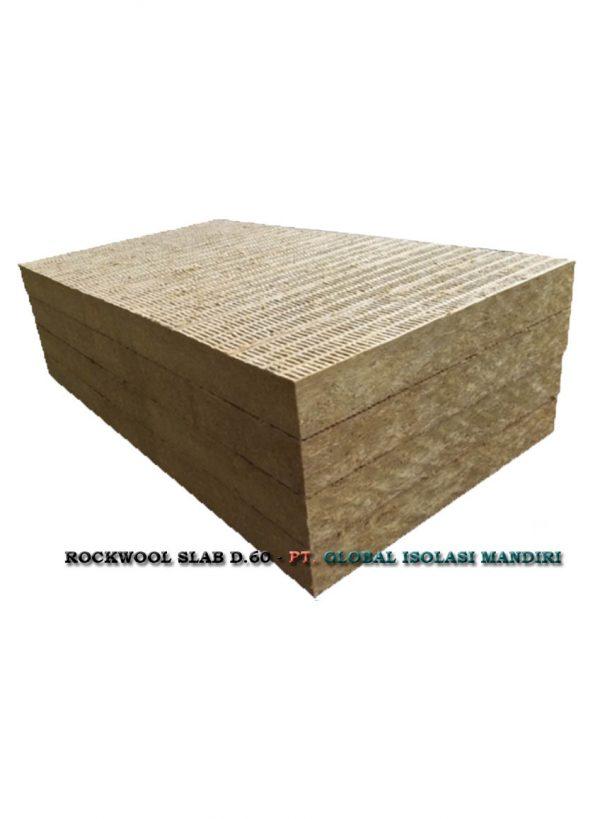 ROCKWOOL SLAB D.60