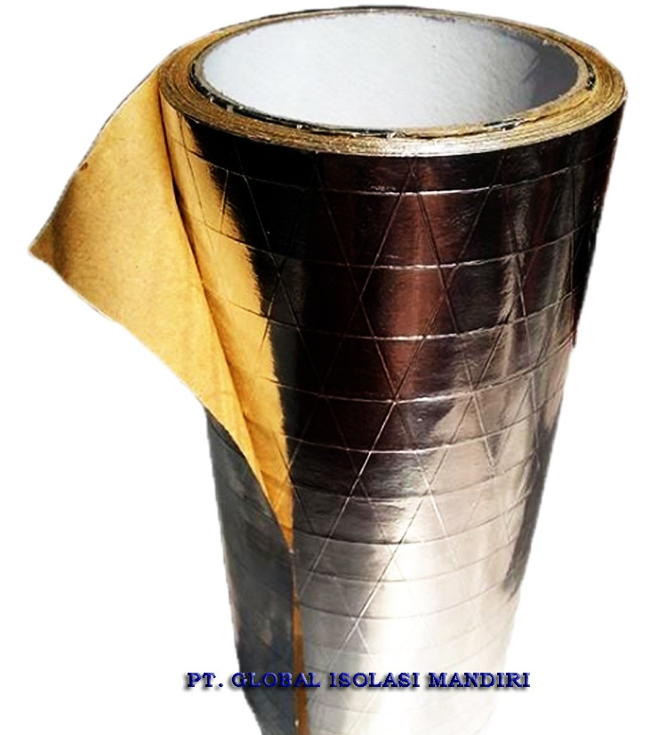 Aluminium Foil Peredam Panas Atap