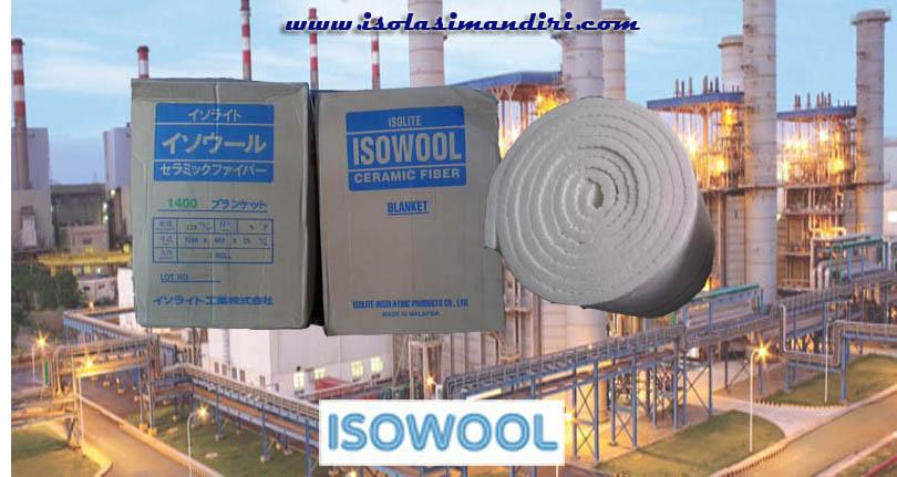 Ceramic Fiber Blanket Isowool