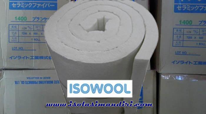 Ceramic Fiber Isowool 2018