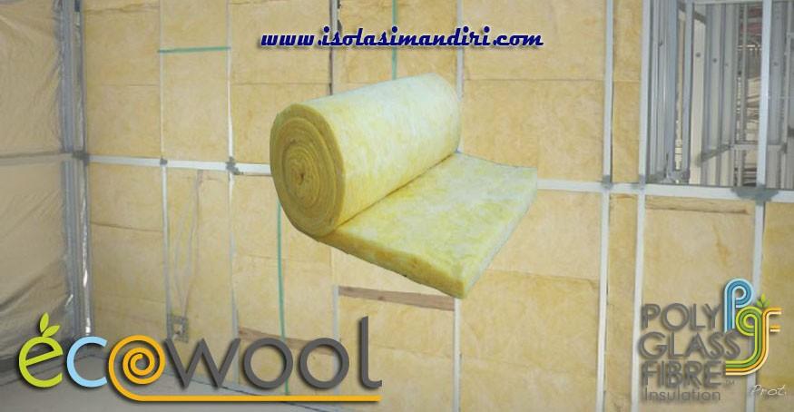 Glasswool Ecowool