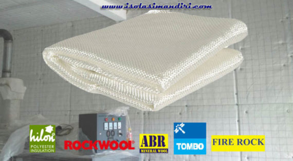 Glass Cloth Cover Peredam