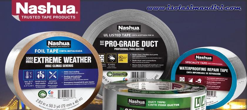 Jual Aluminium Tape Nashua Lakban 2018