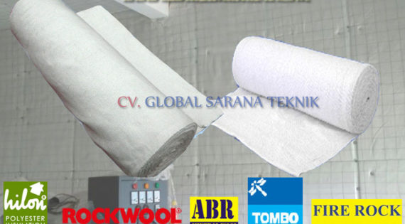 Jual Ceramic Fiber Cloth Import