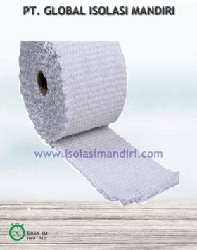 Jual Ceramic Fiber Tape