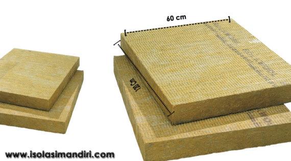 Harga Rockwool Insulation Density 80 | Peredam Suara