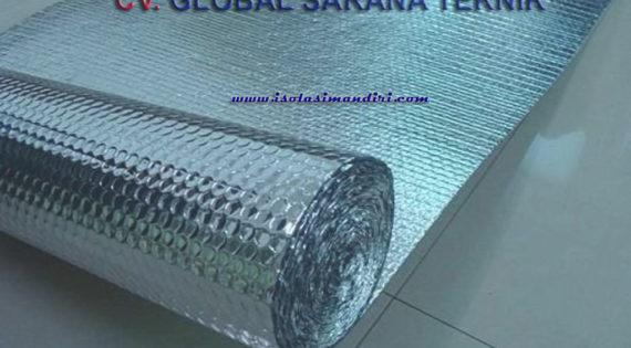 Jual Insulasi Aluminium Foil Peredam Panas