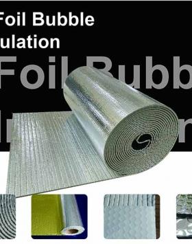 Jual Insulasi Aluminium Foil