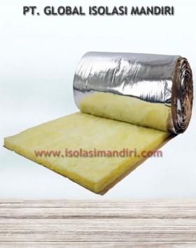 Glasswool Aluminium Foil D24