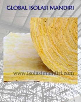 Harga Glasswool Blanket D32 Isolasi Mandiri