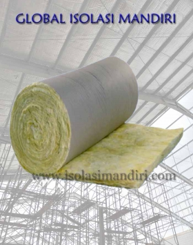 Harga Glasswool Blanket D.16 Murah