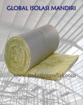 Harga Glasswool Blanket D.16 Murah
