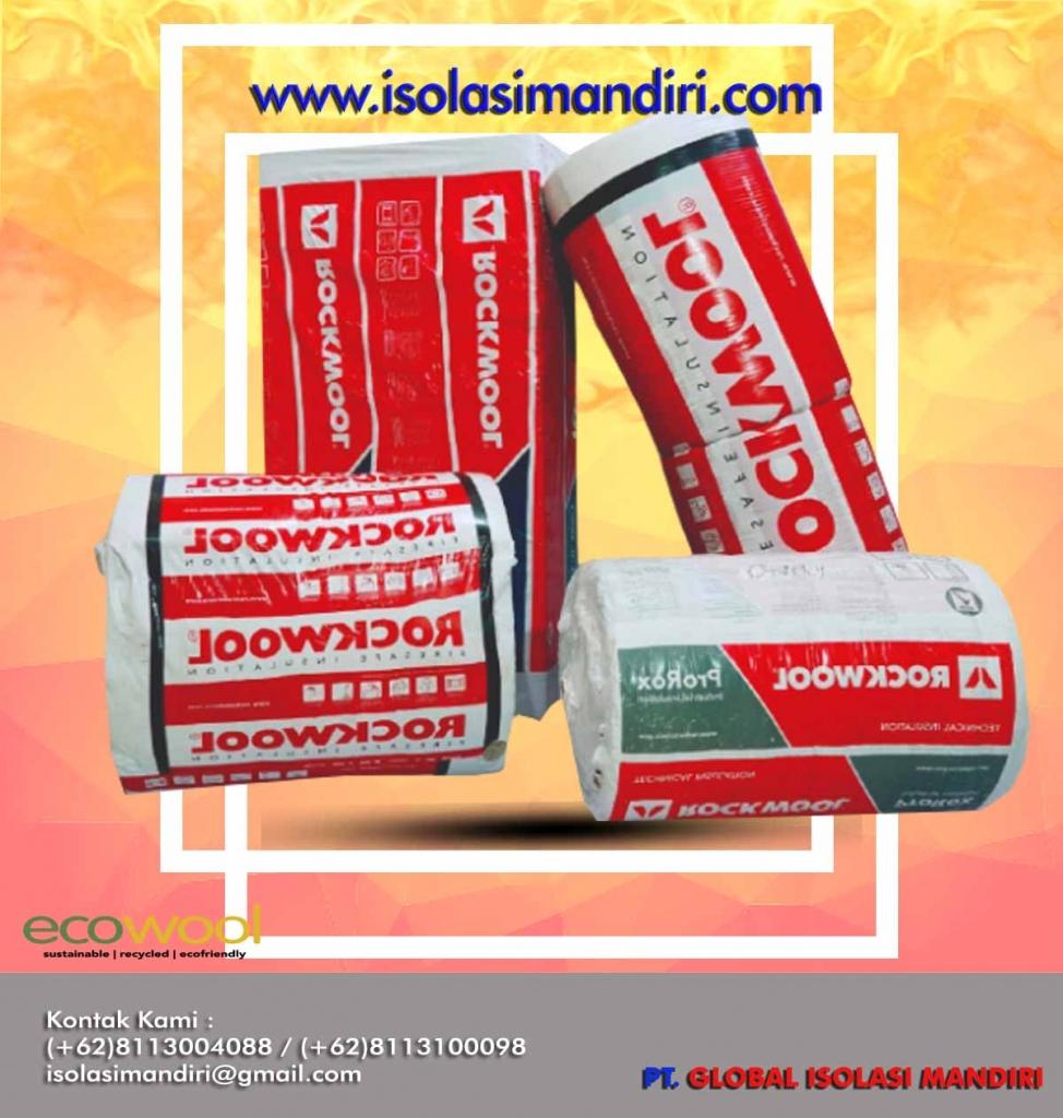 ROCKWOOL ROLL D60 MANADO