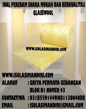 Glasswool Peredam Suara 24KG/m3