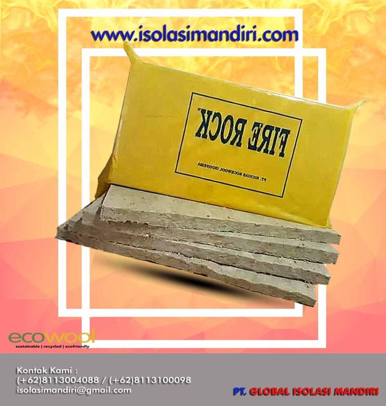ROCKWOOL ROLL D60 MANADO murah