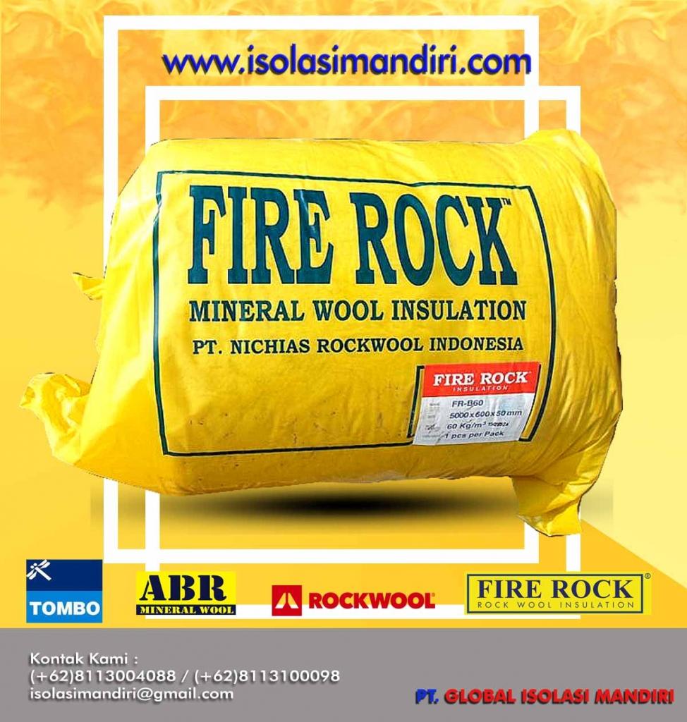 Rockwool Roll Firerock