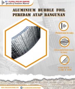 Aluminium Bubble Asli 4mm