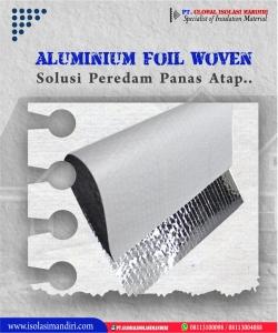 Aluminium Foil Woven Double Side