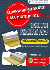 Glasswool Foil 5cm