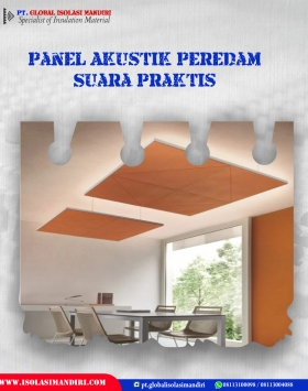Panel Akustik 6cm